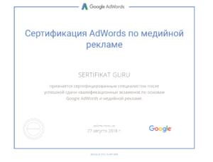 Ответы Google Ads по медийной рекламе (2018)